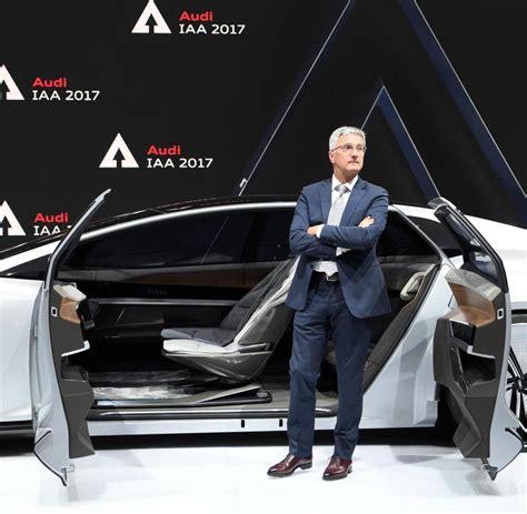 Audi Stadler by Diesel Skandal Audi Chef Stadler R 228 Umt Fehler Ein Welt
