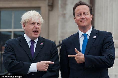 No Between Cameron And by David Cameron Refuses To Debate Boris Johnson On Tv Days
