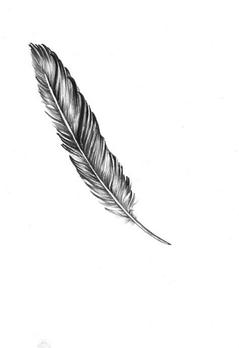 simple feather tattoo 25 best ideas about feather design on
