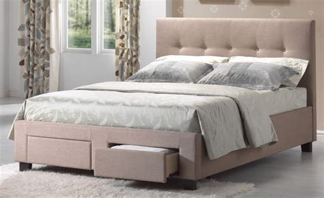 upholstered bed frame with storage upholstered bed frame corsica grey upholstered bed frame
