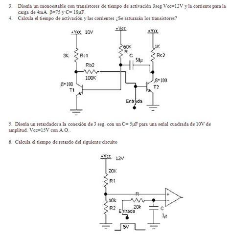 transistor bjt ejercicios resueltos pdf transistor bjt problemas resueltos 28 images ejercicios resueltos sobre transistores