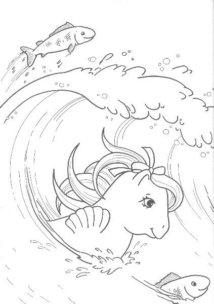 sea pony coloring pages sea pony coloring book 1