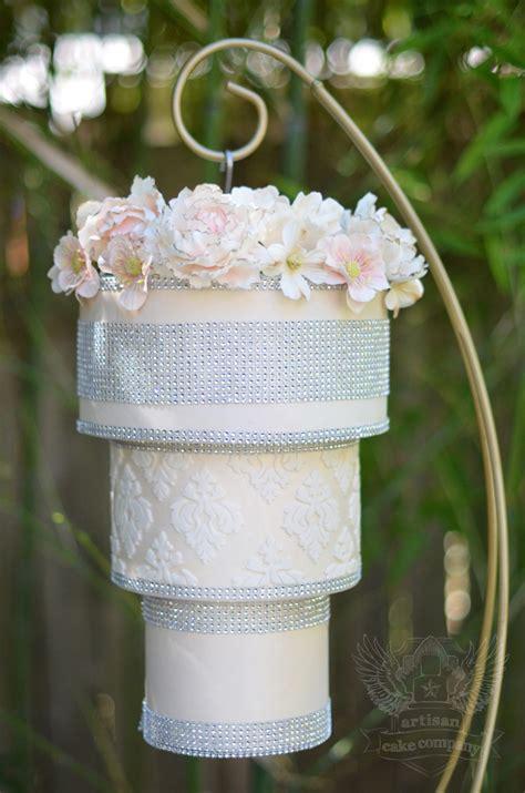 chandelier cake how to make a chandelier cake artisan cake company