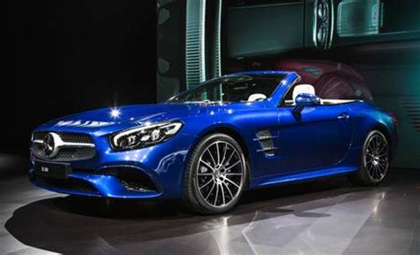 2017 mercedes benz sl class photos and info – news – car