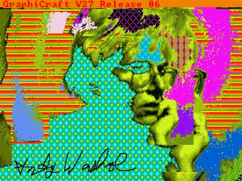 Benefit Pretty Payoffs Set digital from andy warhol rediscovered on floppy disks