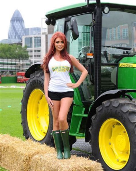 girls on john deere tractors 99 best images about girls with tractors on pinterest