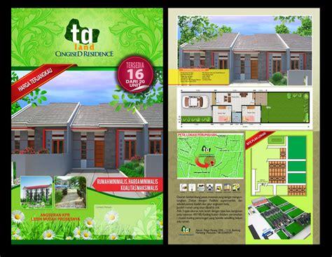 desain brosur flyer sribu desain flyer brosur desain brosur untuk perumahan