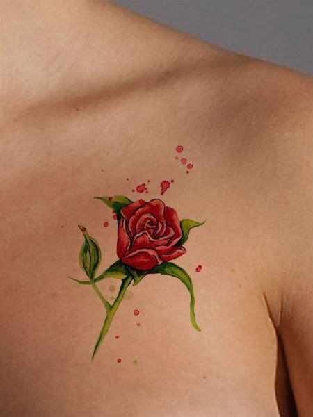single red rose tattoo best 25 single tattoos ideas on tatoo
