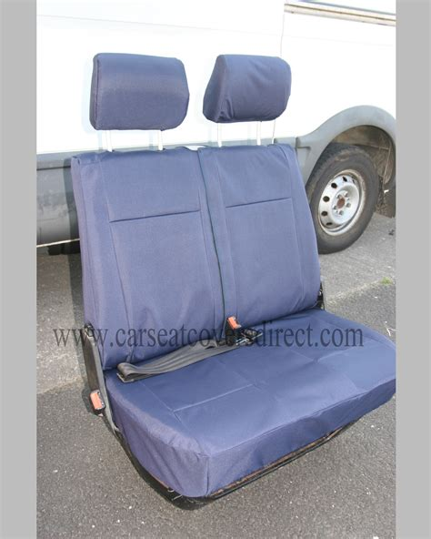 vw t4 seat upholstery vw t4 heavy duty seat covers car seat covers direct