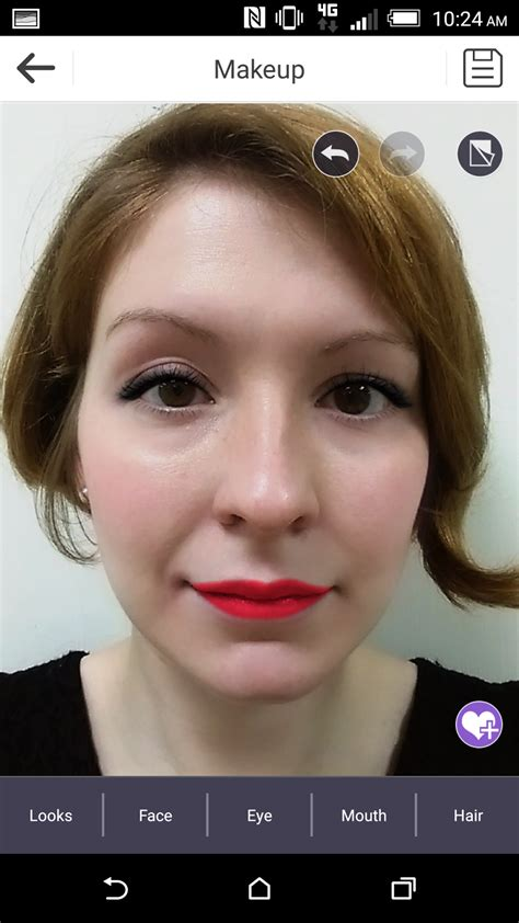 tutorial youcam makeup create play vintage 1940 s inspired look tutorial with