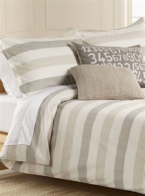 thin chevron comforter set simons