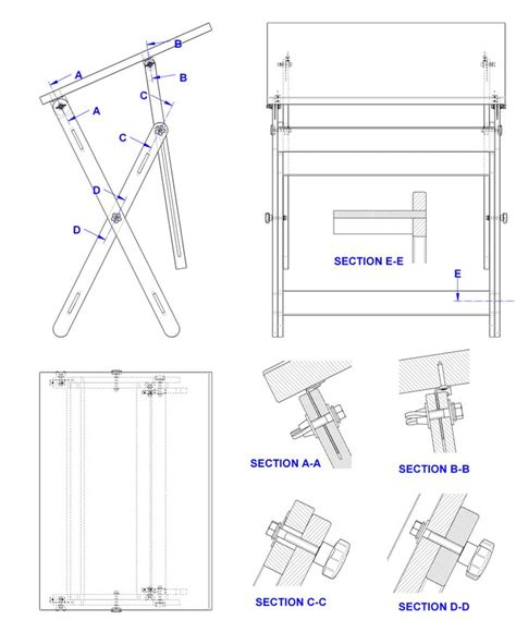 drafting table woodworking plans woodworking drafting table plans pdf drafting