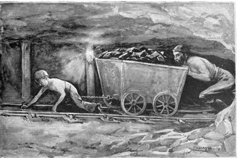who is the kid in the that mine cadillac comercial child miner pulling coal