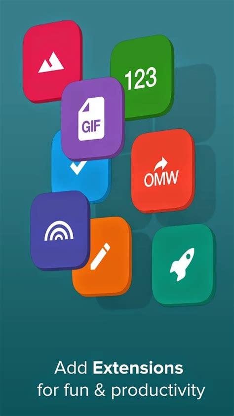 unlock fleksy themes apk fleksy gif keyboard full v7 1 3 apk android mesh