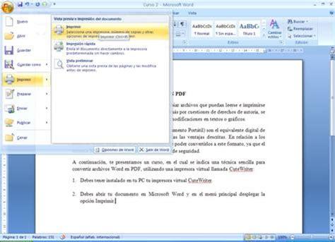 imagenes pdf a word proyecto de organizacion unidad n 1