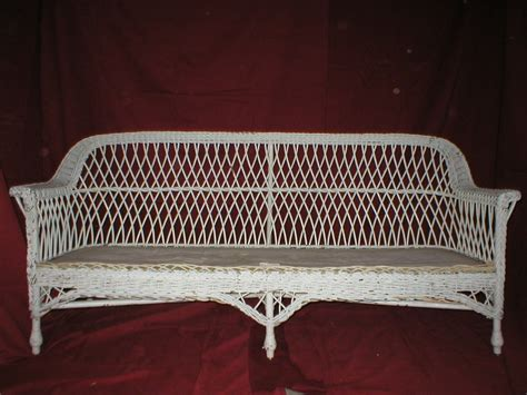 white wicker sleeper sofa white wicker sofa after chair caning wicker repair