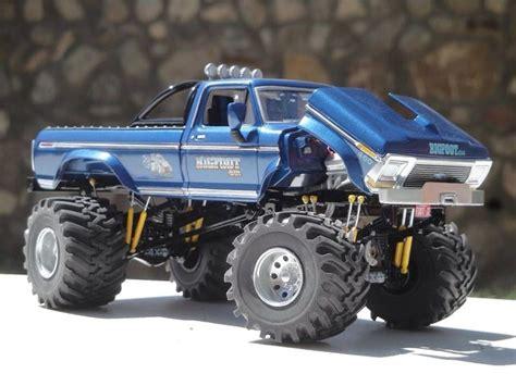 bigfoot truck model bigfoot trucks to be models and