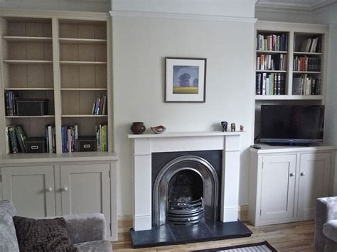 Ikea Desk And Bookcase Furniture Alcoves Dunham Fitted Furniture