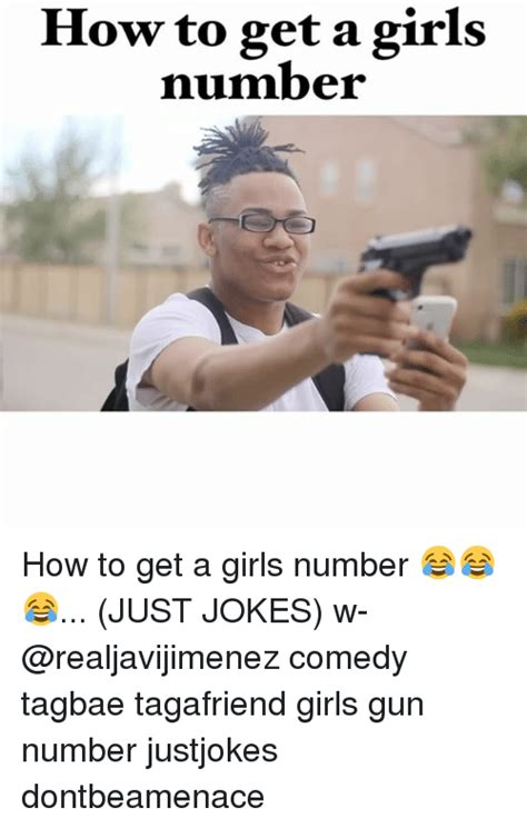 how to get a number how to get a number