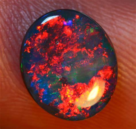 black opel black opal jewelry