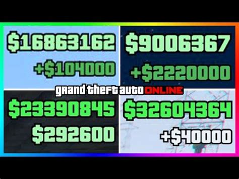 How To Make Easy Money On Gta 5 Online - gta online how to earn 500k per hour become a millionaire fast make easy money for