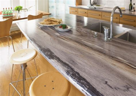 Laminating A Countertop by The Most Popular Materials For Kitchen Countertops