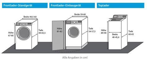 Waschmaschine 55 Cm Tief welche waschmaschinen gibt es bewusst haushalten