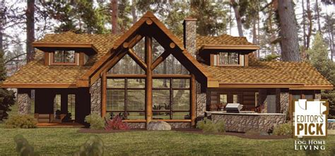hybrid log home plans log cabin home designs floor plans log cabin style homes