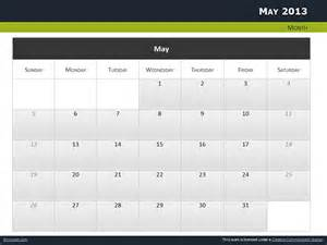 calendar 2013 for powerpoint full pack