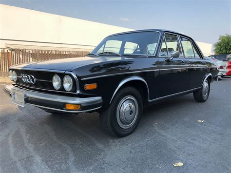 Audi Ls 100 by Pristine 1974 Audi 100 Ls Is Not Something You Usually See