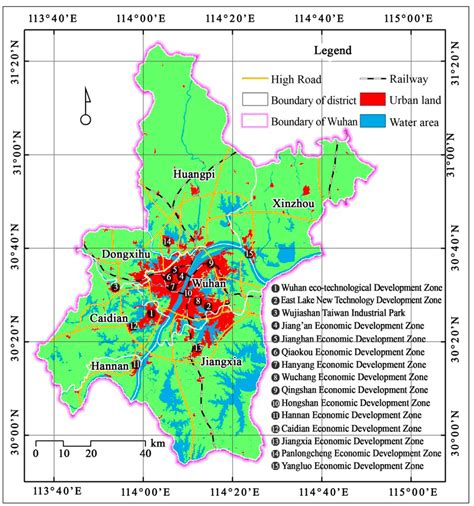 pattern of jobs in urban areas sustainability free full text spatio temporal patterns