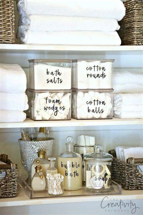 42 best diy bathroom storage and organizing ideas for 2018