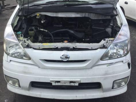 Karpet Nissan Serena C24 wrecking