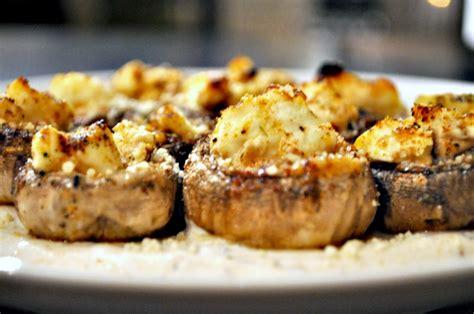 vegetarian stuffed mushrooms recipe vegetarian stuffed recipe