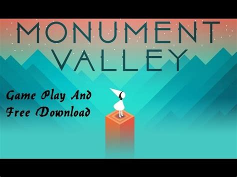 monument valley game mod apk monument valley android game play and mod hack apk