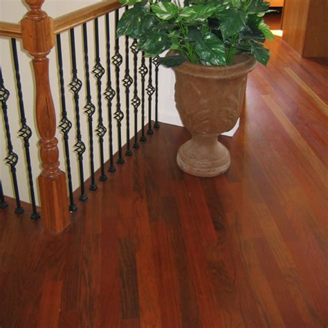 Brazilian Cherry Hardwood Flooring   Prefinished