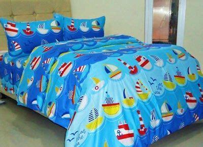 Harga Sprei Merk Lucky Bed detail product sprei dan bedcover sailor toko