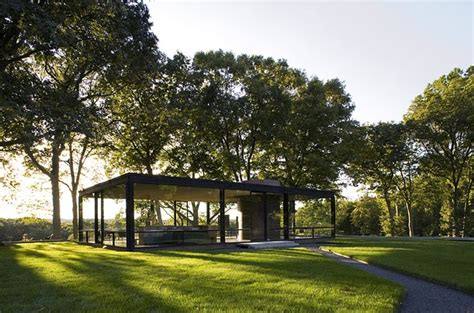 influence architect philip johnson