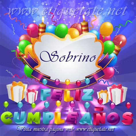 imagenes graciosas de feliz cumpleaños para un sobrino 64 im 225 genes de feliz cumplea 241 os para etiquetar en facebook