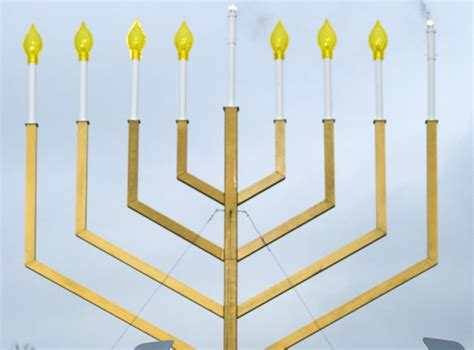 candle lighting times cleveland biden at chanukah candle lighting heritage is