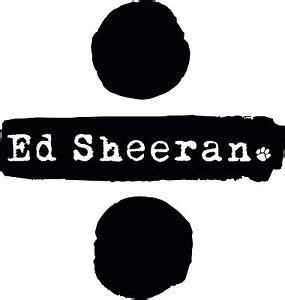 ed sheeran logo ed sheeran divide logo car wall decal sticker 6 quot x5 7