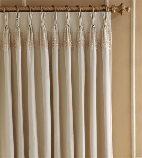 shimmer curtain scalamandre maison by eastern accents