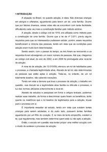 INTRODUÇÃO TCC - Direito Civil I