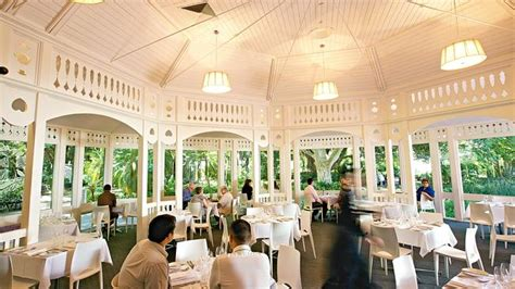 Botanic Garden Restaurant Botanic Gardens Restaurant Adelaide Restaurant Review Executive Living The Australian