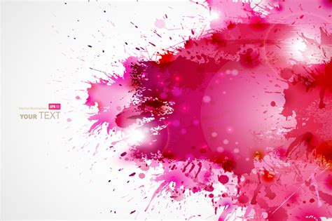 Cat Air Water Colours Titi 12 Warna 6 Ml pink vector splash abstract background welovesolo