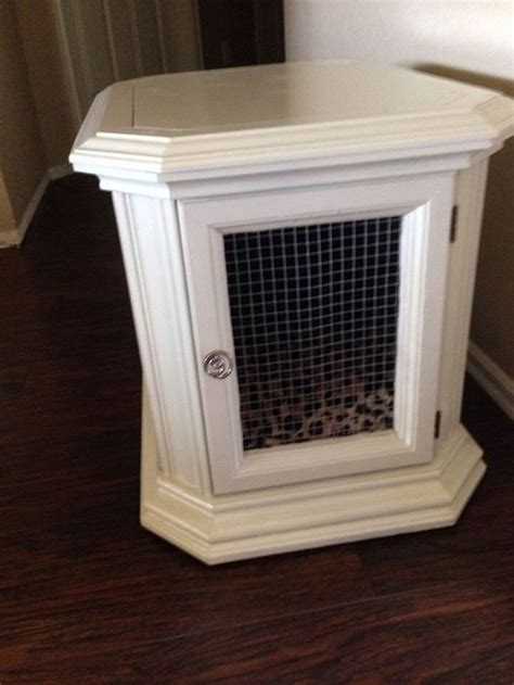 magnificent end table dog crate furniture decorating ideas images in bedroom transitional design 40 large dog crate ideas page 2 of 2 tail and fur