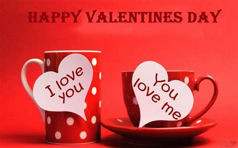 happy valentines day i you valentines day messages 2017