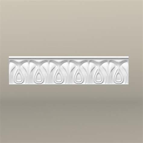 cornice wall 3d model petergof p46 plaster