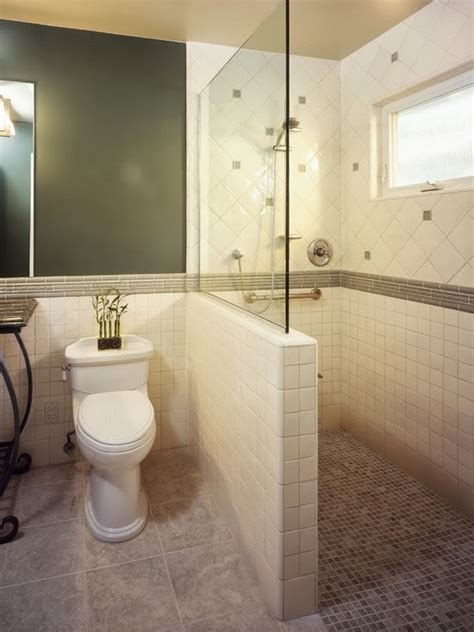 Houzz Bathroom Ideas Houzz Tiled Showers Studio Design Gallery Best Design