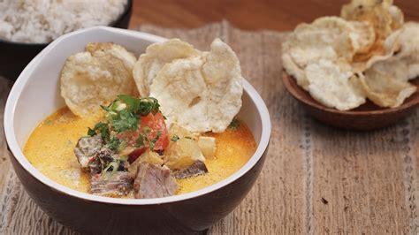 cara buat soto ayam enak soto makanan khas nusantara bagaimana cara masak soto